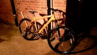 yellow and black mountain bike Surrey, RH2 7RQ