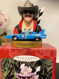 New Richard Petty Ornament Frederick, 21701