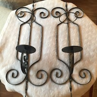 Vintage rustic Candle Holder Wall Decor Charles Town, 25414