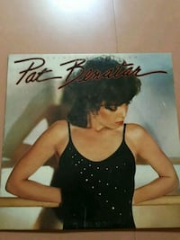 "Pat Benatar ""Crimes of Passion"" vinyl album La Plata, 20646"