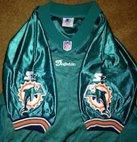 Brand new Miami Dolphins men's NFL Proline jersey size 46/medium Plantation, 33317