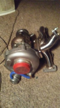 M12 turbo charger with intake manifold Sun Valley, 89433