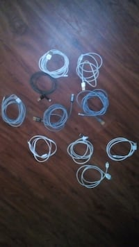 10 Iphone chargers  Silver Spring, 20910