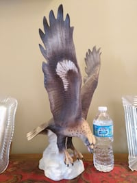ORIGINAL Large ROYAL DUX Swooping Golden Eagle Por Whitchurch-Stouffville