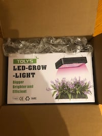 plant grow light 1000W with timer and thermometer humidity monitor Richmond Hill, L4B 1K4