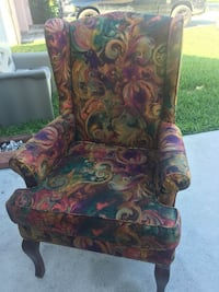 Stunning Designer awing back arm accent chair Davie, 33324
