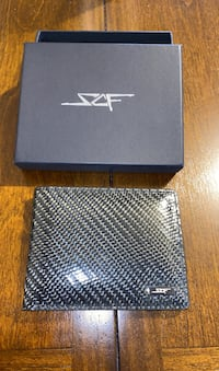 Simply Carbon Fiber Bifold Wallet