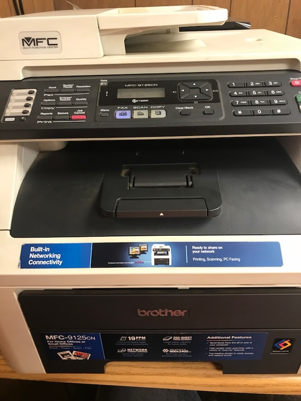 Fax,Printer,Scanner and Copy Machine