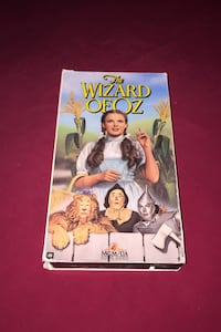 VHS - The Wizard of Oz