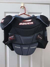 Bauer Hockey Shoulder and Chest  Protector Paramount, 21742