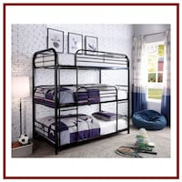 Bunk Beds Twin Over Twin - $699 / $10 Down Littleton