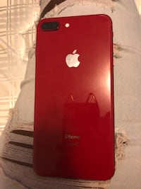 Red iPhone 8+  Columbia, 29203