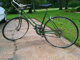 Schwinn Varsity Antique Vintage Bike 1952 or 1957 verified