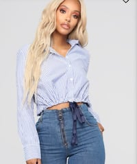 Brand new blouse (size small) from fashion nova! Toronto, M4S 2N6