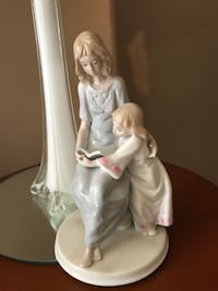 Beautiful !!!!!! Porcelain Statue Of Mother& Child Gainesville, 20155