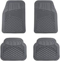 Car mats used 1 month - camrose