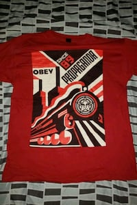 obey large t-shirt Queens, 11361