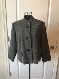 gray and black button up jacket Gambrills, 21054