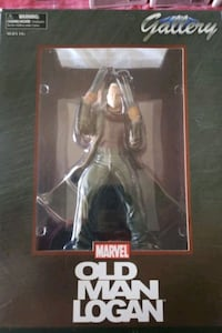 Collectible Old Man Logan Statue