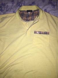 Burberry polo (size XL) Mississauga