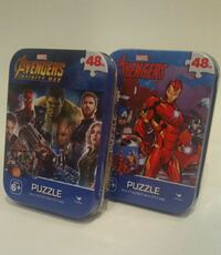 "Avengers Puzzles 5"" x 7"" - Two (2) Sets Arlington, 22204"