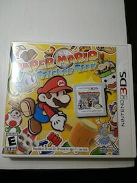 Paper Mario Sticker Star for 3DS
