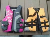 Two Youth Flotation Vest Turlock, 95382