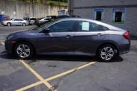 2016 Honda Civic LX Sedan CVT Woodbridge, 22191