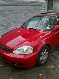 2000 Honda Civic New Haven