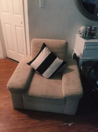 gray and black fabric sofa chair Kissimmee, 34741