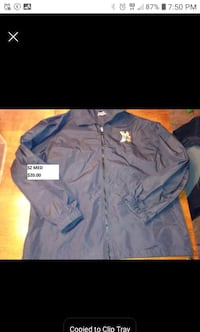 Halifax Mooseheads adult SZ med jacket