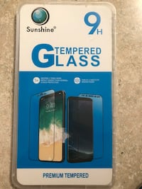 Tempered glass for iPhone X Waipio, 96797