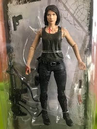 The Walking Dead action figure Santa Maria, 93455
