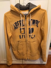 Abercrombie&Fitch zip-up hoodie