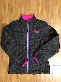 The North Face Thermoball Full Zip Jacket -Girl's XS 6