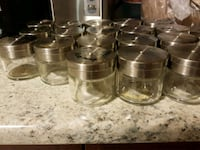four stainless steel cooking pots Mississauga, L4V 1W1