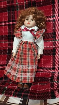 Porcelain Doll 21 mi