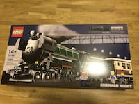 Lego Emerald Night Train New