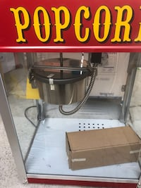 Paragon TP-6 Theater Pop 6-Ounce Popper Popcorn Machine, Red Toronto, M3K 1H5