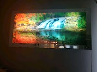 River in Woods Light Up Picture with Sound Creve Coeur, 63141
