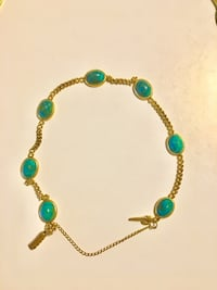 green and blue beaded necklace Hialeah, 33015