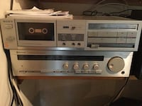 Gray sony stereo receiver Mississauga, L5B 4C1