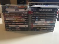 21 ps3 game bundle  London, N6H 1T1