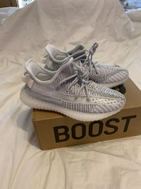 2018 Adidas Yeezy Boost STATIC (non reflective) sizes 7.5 and 10, new in box Burbank