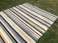 Large flat woven rugs from Ikea (2 available) Caledon, L7C 4B4