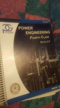 4th class power engineering (panglobal) Calgary, T1Y 2Z9