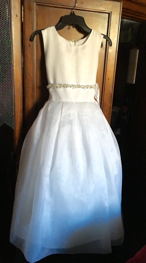 a0fb4a8aa52 Used Joan Calabrese first communion or flower girl dress for sale in Plano