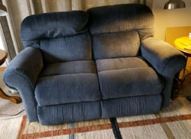 Love Seat w/ recliners
