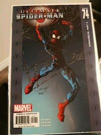 Spider-Man DVD case Red Deer, T4P 3K2