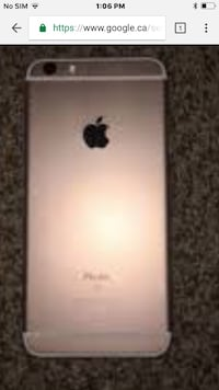 iPhone 6sPlus Black